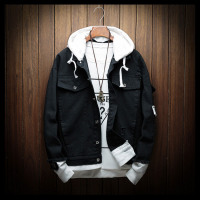 Denim Jacket Men -  Robin  Store  Mens  Clothing  .