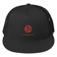 Awakened Healing 3-D puff embroidery Trucker Cap