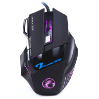 3200DPI LED Optical 7D USB Wired Gaming Game Mouse For PC Laptop Game