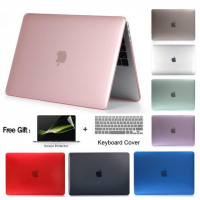 Crystal & Matte Laptop Case (Available for MacBook)