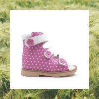 Magical Star & Flower High Cut Sandals