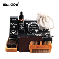 7PCS Men Beard Care Set Organic