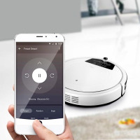 800PA - APP Control Intelligent Robot Vacuum Cleaner -  For Home Cleaning Appliance With Self-Charge Remote Control FM-320