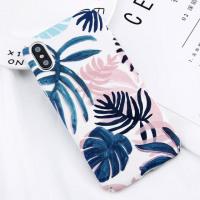 Candy Color Leaf Case
