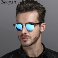 Jsooyan 2019 Polarized Sunglasses Men