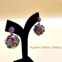 Earrings - Reyzahn Fashion Jewelry