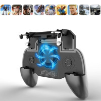 Mobile Phone Gamepad with Cooler Fan and 2000/4000mAh Power Bank