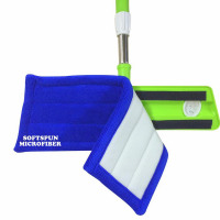 Microfiber Wet & Dry Cleaning Mop Velcro Refill