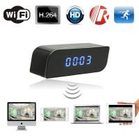 Micro Wifi IP Camera HD 1080P Clock Mini Camcorder