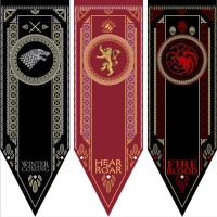 Game Of Thrones Inspired House Banners! - Many Styles