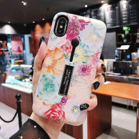 EXOTIC FLORAL CASE - COLORFUL