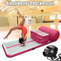 5x Inflatable Air Tumbling Training Balance Mat Track Roller 3.5x1.1m +220V Pump - Marianade'Dick,topfitnessproducts,raceofchampions