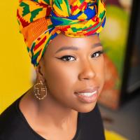 African Print Headwrap | AFIA Headwrap - Afro Fusion Apparel African Prints Ankara