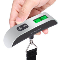 Digital Hand Held Luggage Scale - Don't Overpay at Airport Check In!