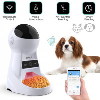 Automatic Pet Feeder WIFI Voice Interaction System