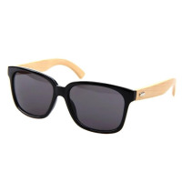 Bamboo Wood Sunglasses Brown / Black / Leopard - www.vinstance5.com