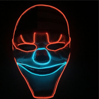 Payday 2.0 LED Mask