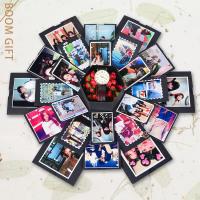 Explosion Gift Box Album