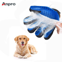 Dog Hair Remove Gloves Pet Cleaning Deshedding Effective Massage Dog Cat Grooming Glove Left Right Hand Dog combs