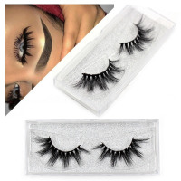 Luxury AMAOLASH Eyelashes Mink Eyelashes Thick Natural Long False Eyelashes High Volume Mink Lashes Soft Dramatic Eye lashes New Makeup