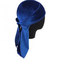 Velvet Durag Blue