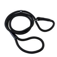 Durable Adjustable Nylon Dog Loop Training Leash