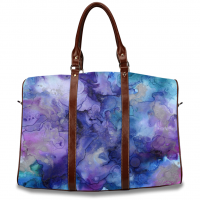 TRAVEL BAG - WHIMSICAL - Visions Of Inspiration