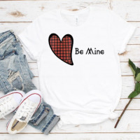 Be Mine T-Shirt  - LivinWithLiv