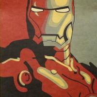 2019 NEW Iron Man Classic Movie Poster