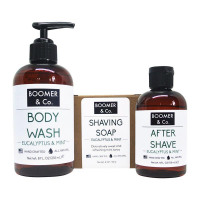 Men's Grooming Kit - Health and Beauty Essentials