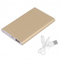 Super Thin Power Bank Cell Phones External Battery Power Supply Charger Quick Powerbank For Mobile Phones - All Electronics Needed