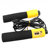 2.8M Adjustable Jump Rope With Accurate Counter - Ferns&Devon