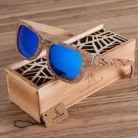 Mens Mirror Polarised Sunglasses