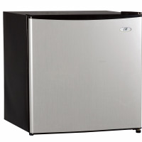 RF-164SS: Sunpentown 1.6 cu. ft. Stainless Refrigerator with Energy Star