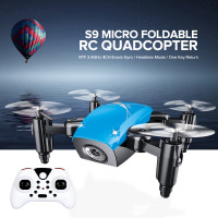 QuadCopter Foldable Drone with Camera and Controller