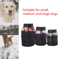 Pet Dog Coat Jacket Pet Supplies Clothes Winter For Small Medium Large Dog