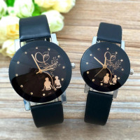 1Pair Lover's Watches