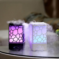 Air Humidifier LED Light Aroma Essential Oil Diffuser Ultrasonic Aromatherapy