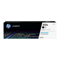 HP OEM Original 410A CF410A Toner Cartridge Black LaserJet - FlyToner.com