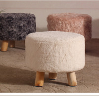 Creative shoes stool