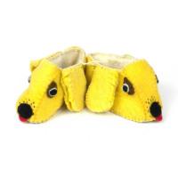 Golden Retriever Zooties Baby Booties - Silk Road Bazaar