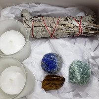 Motivational/Grounding Kit - Serene Healing Crystals LLC
