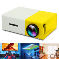 Full HD 1080P LCD Mini Home Theatre Projector - The South Stop