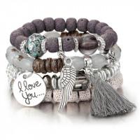 Crystal Bead Vintage Bracelets!