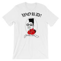 Word Up Retro T-Shirt - Designed By Araneus A.D.W.
