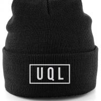 UQL Box Logo Beanie