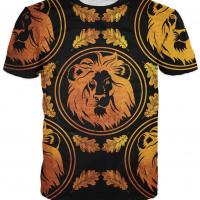 Lion Royalty T-Shirt