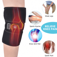 Arthritis Knee Support Brace - Infrared Heating Treatment for Relieve Knee Joint Pain