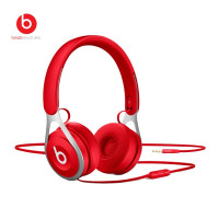 Beats EP 3.5mm Wired Headphones On Ear Headset Stereo Music Earphone Enhanced Bass Line Control with Microphone Noise Isolation - WorldClass Electronics