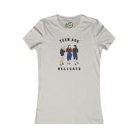 Women's - Teenage Hellcats - Heebie Jeebies Clothing